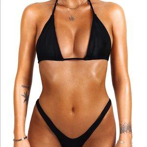 Softsy push effect bikini NWT